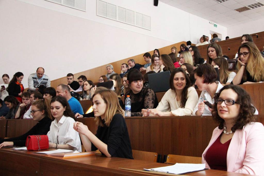 Студенты ТГТУ презентовали проекты по благоустройству города