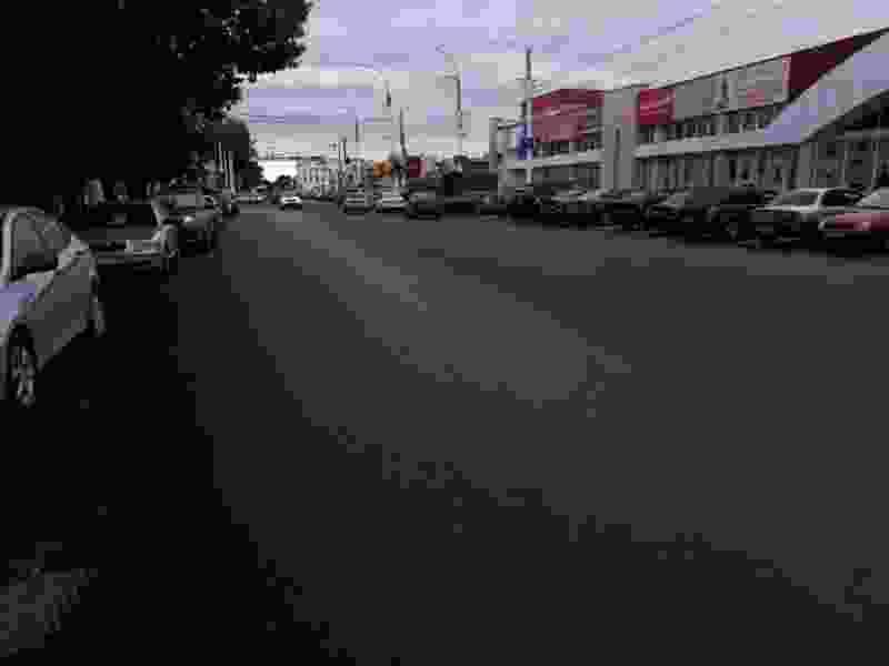 Тамбовская область вошла в тройку лучших регионов ЦФО по ремонту дорог в рамках нацпроекта
