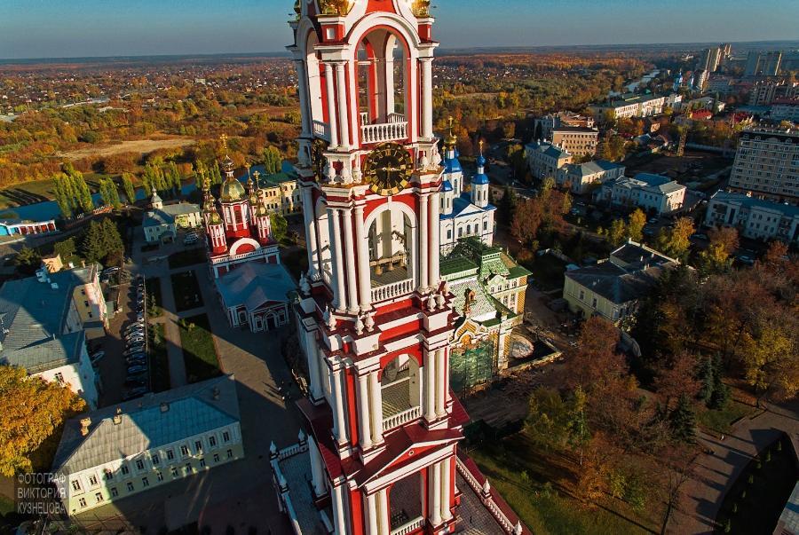Тамбовские храмы отметят День крещения Руси колокольным звоном