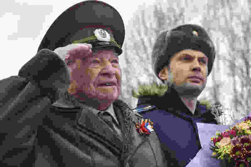Тамбовские курсанты совершат марш-бросок в 90 км в честь годовщины Великой Победы
