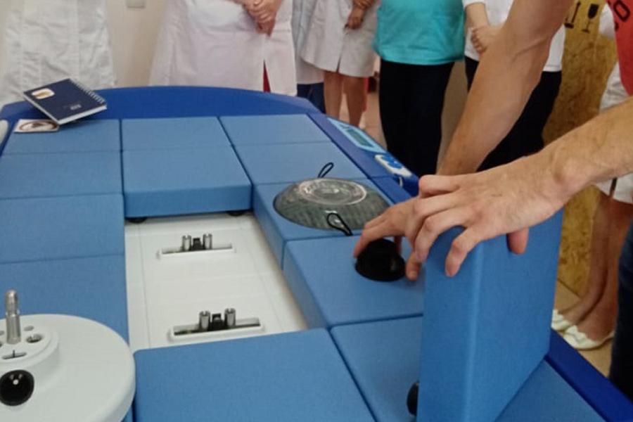 Тамбовские онкологи получили новое оборудование для лечения опухолей