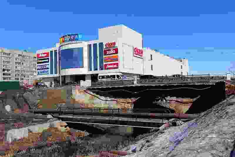 ТРЦ «Акварель» снова пытаются продать со снижением стоимости