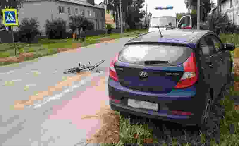 В Бондарях автомобилистка сбила 82-летнего пенсионера