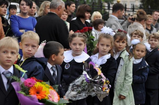 В этом году традиционные линейки 1 сентября будут отменены