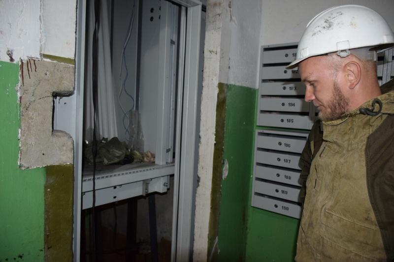 В этом году в Тамбове заменят лифтовое оборудование в 14 многоэтажках