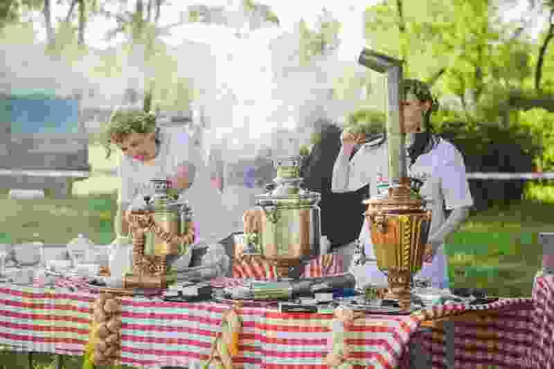 В Гавриловском районе начали готовиться к «Фестивалю русского чая»