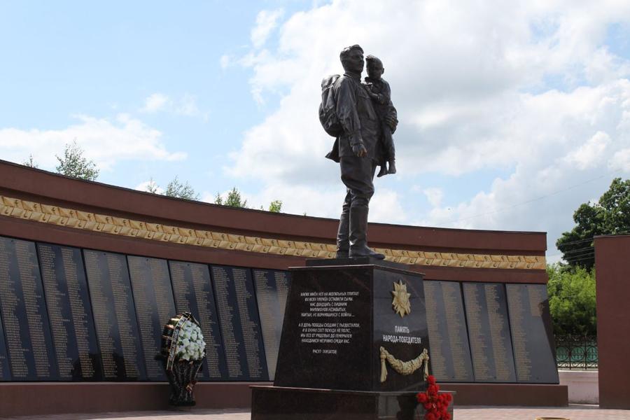 В Мичуринске определились с датой открытия воинского мемориала