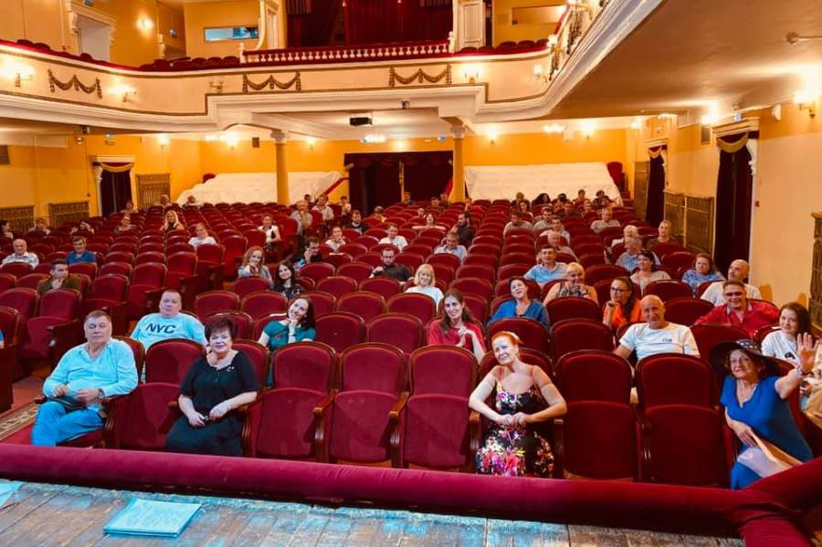 В Мичуринском драмтеатре готовятся к открытию нового театрального сезона