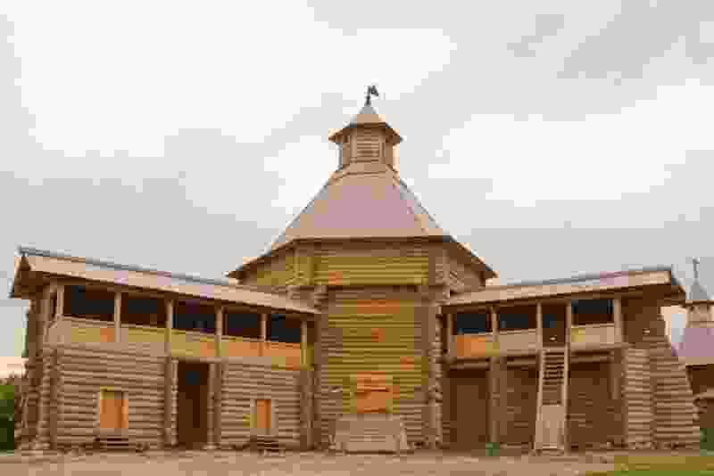 В селе Лысые Горы воссоздадут город-крепость XVII века