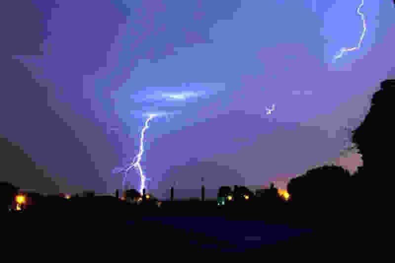 В Тамбове на несколько дней обещают дожди и грозы