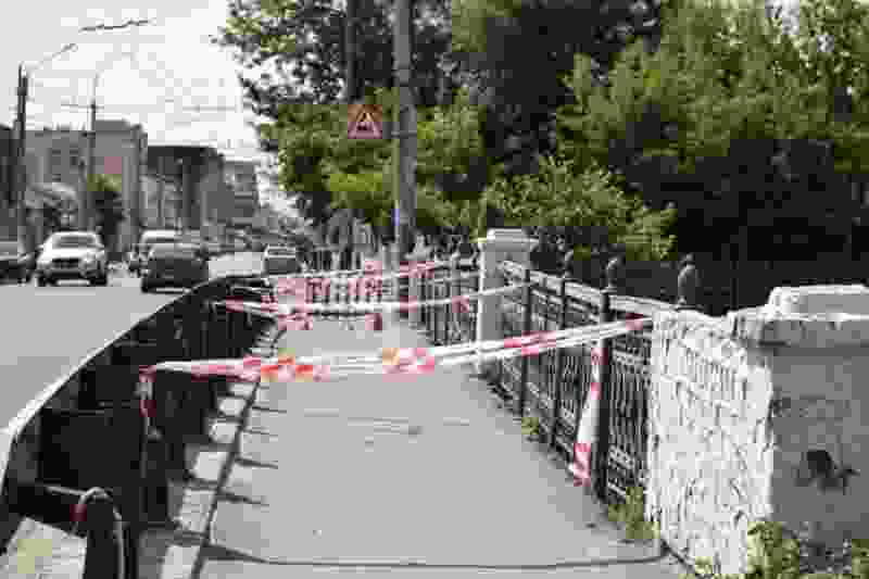 В Тамбове организован новый маршрут из-за ремонта моста на Базарной