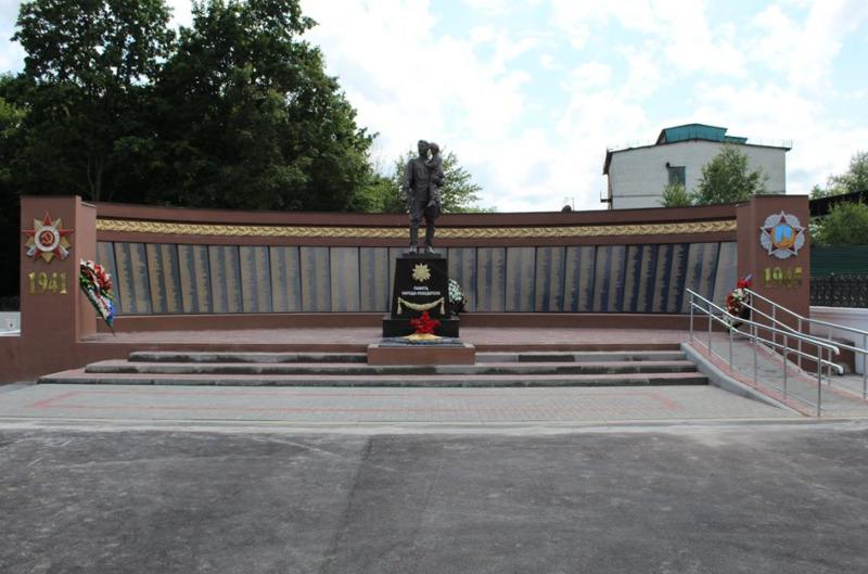 В Тамбове появится новый мемориал у Воздвиженского кладбища