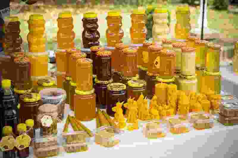 В Тамбове пройдёт традиционная ярмарка мёда