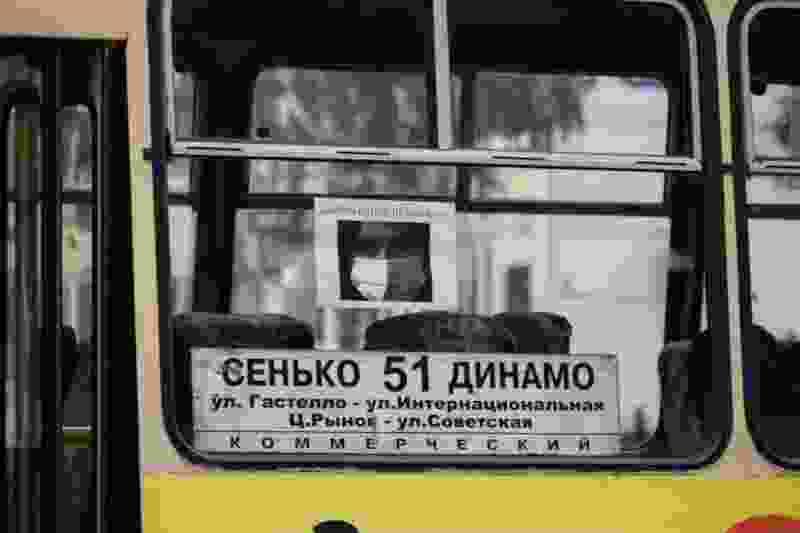 """В Тамбове прошёл очередной """"масочный"""" рейд по автобусам"""