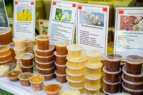 В Тамбове состоится традиционная ярмарка мёда