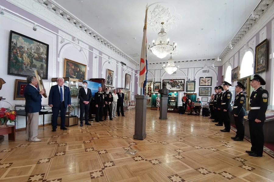 В Тамбове состоялось мероприятие, посвящённое Дню ВМФ