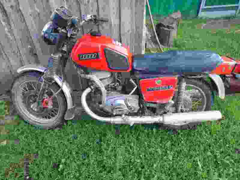 В Тамбовской области 16-летний мотоциклист не справился с управлением: парень получил травмы