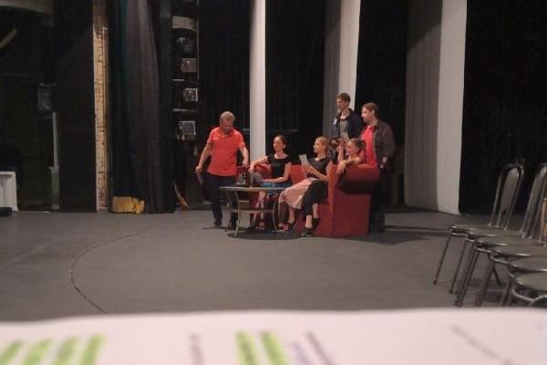 В Тамбовском драмтеатре началась работа над новым спектаклем