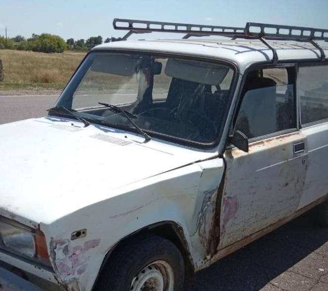 В Тамбовском районе столкнулись «семёрка» и «четвёрка» с полуприцепом: есть пострадавшие