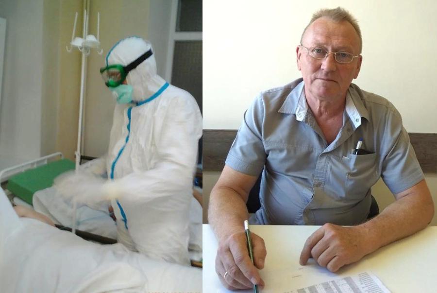 Врач Тамбовской областной больницы удостоен ордена Пирогова