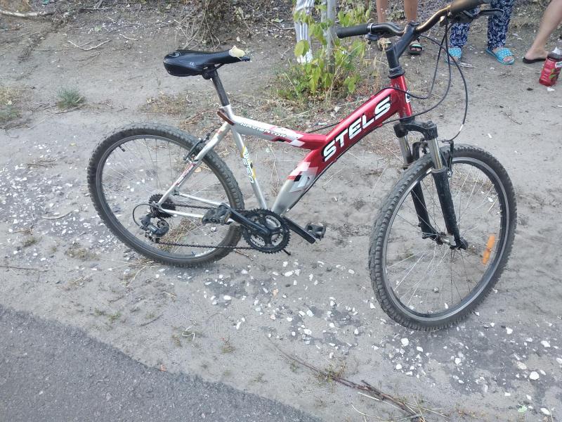 За сутки в Тамбовской области сбили двух юных велосипедисток
