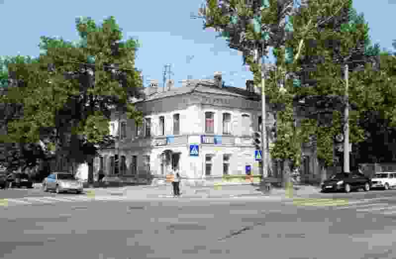 Здание в центре Тамбова стало памятником культурного наследия