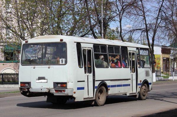 Жители Мичуринска пожаловались на транспорт