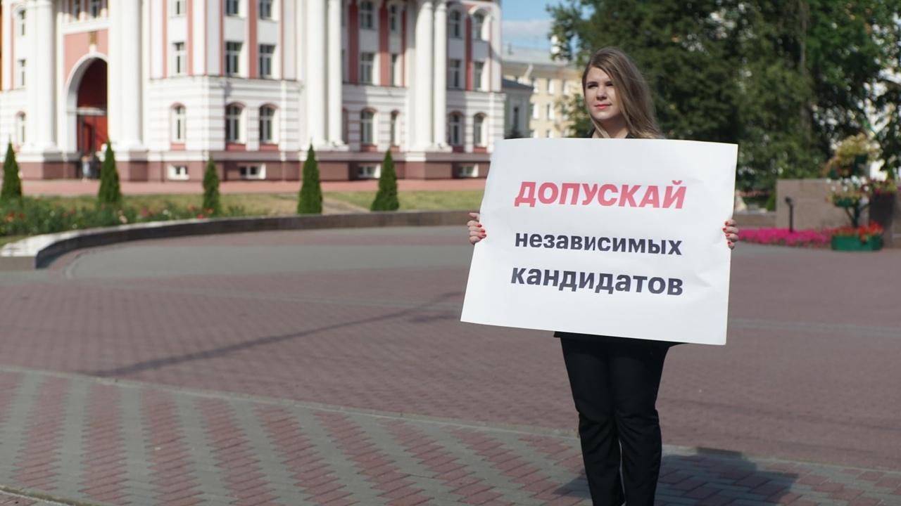 До выборов в Тамбовскую городскую Думу не допустили всех самовыдвиженцев – идёт обжалование