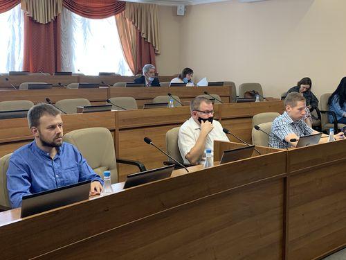 Итоги работы временной комиссии по водоснабжению