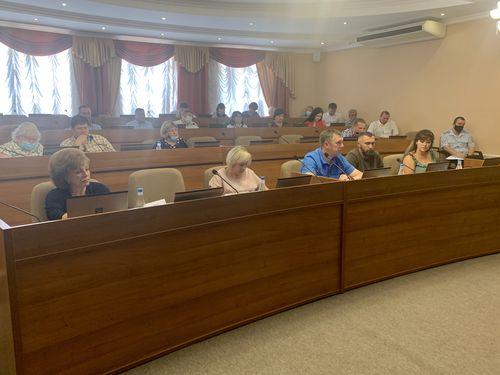 Итоги заседания комитета по местному самоуправлению и связям с общественными организациями 27 августа