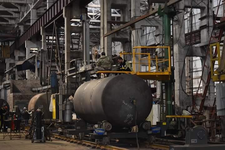 На Моршанскхиммаше открыта новая производственная линия
