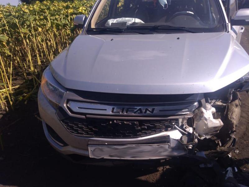 На полевой дороге в Жердевском районе произошло смертельное ДТП