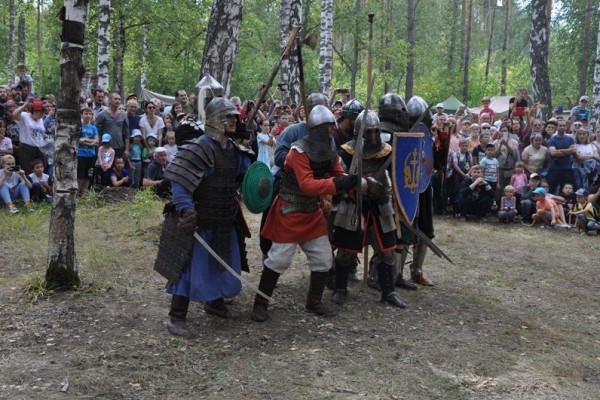 ПодПензой состоялся историко-культурный фестиваль