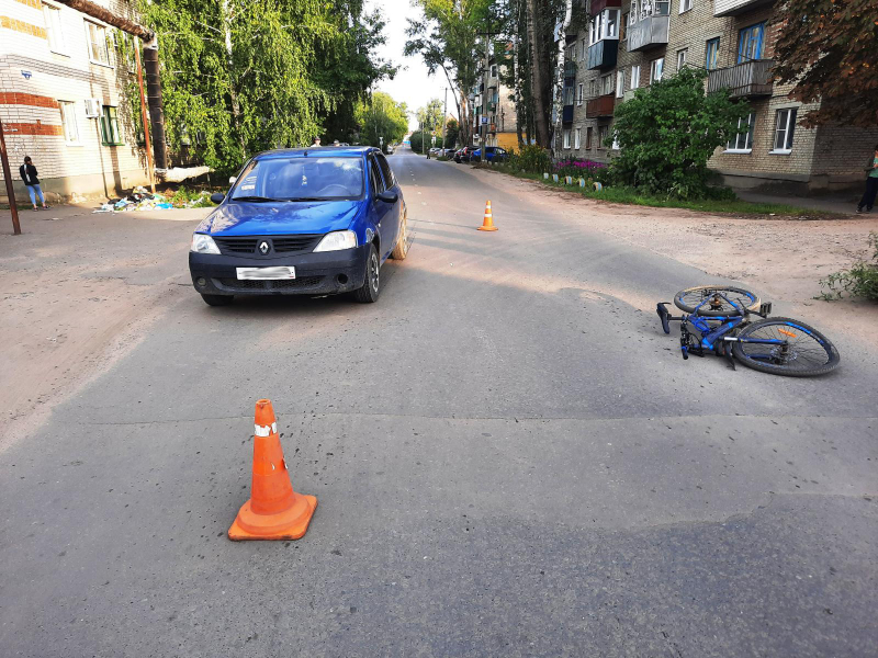 Тамбовские водители за сутки сбили двух детей