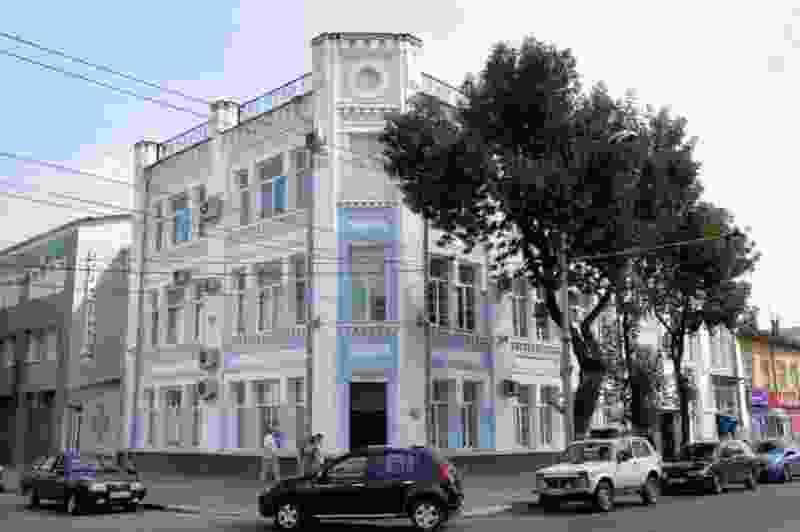 Тамбовский дом Никонова выставлен на продажу