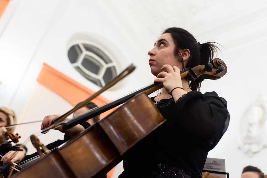 Тамбовский симфонический оркестр сыграет мировые хиты под открытым небом