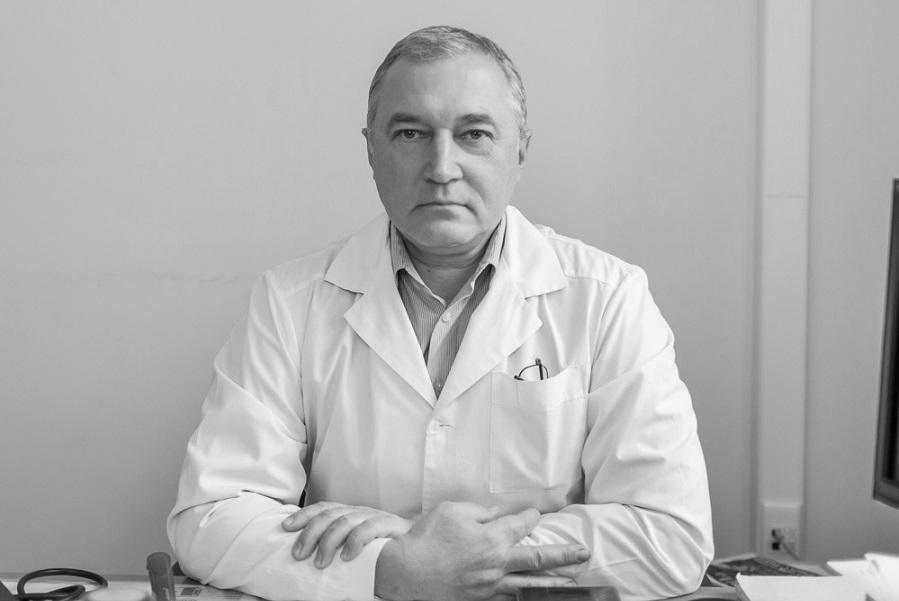 Ушел из жизни заместитель главврача Тамбовского госпиталя для ветеранов войн Михаил Галич