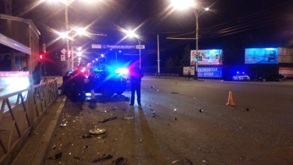 """В аварии возле """"Студенца"""" пострадало трое"""