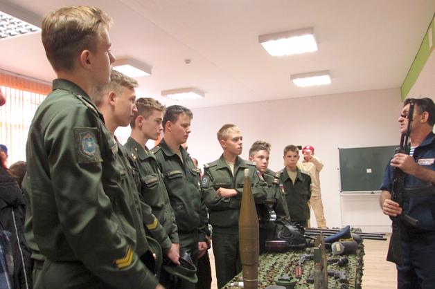 В Державинском университете организуют военно-патриотический центр
