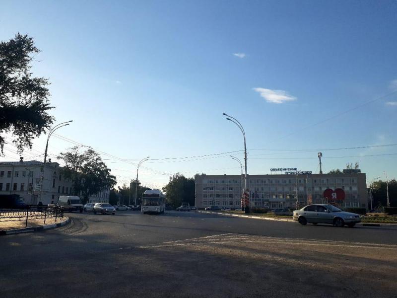 В ДТП в центре Тамбова пострадала трёхмесячная девочка