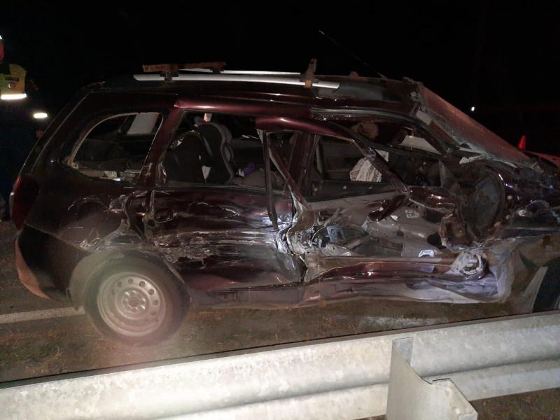В Моршанском районе в ДТП пострадал ребёнок. Виновник аварии скрылся
