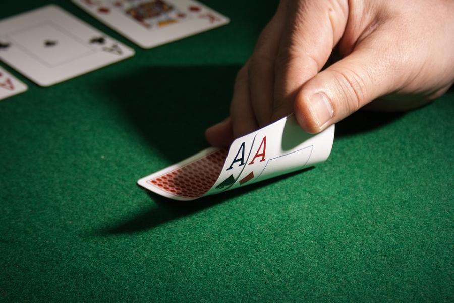 В посёлке Строитель прикрыли подпольное казино