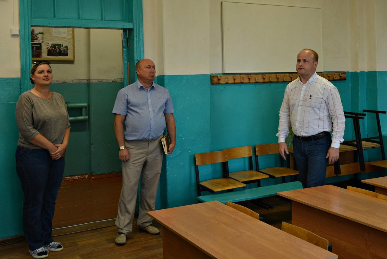 В школах и детских садах Рассказовского района завершают подготовку к новому учебному году