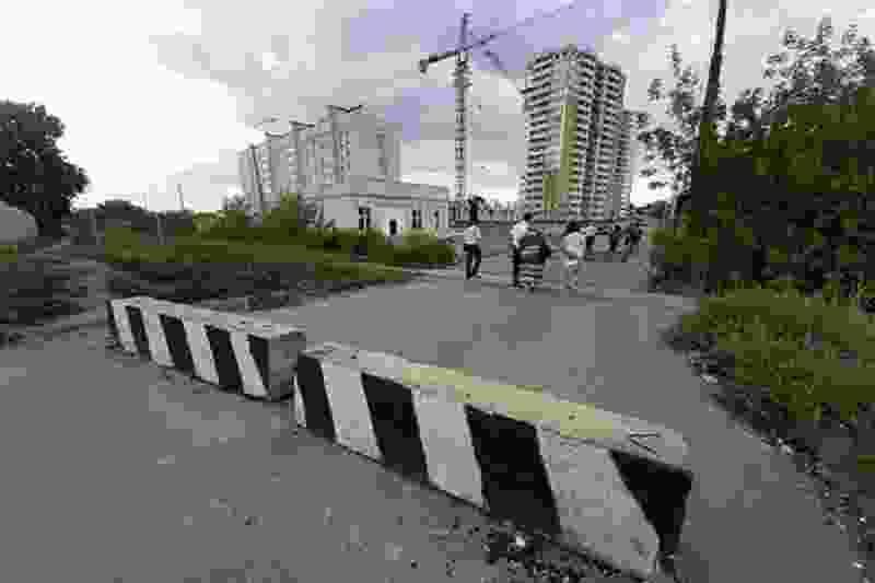 В Тамбове на опасном ж/д переезде появится светофор