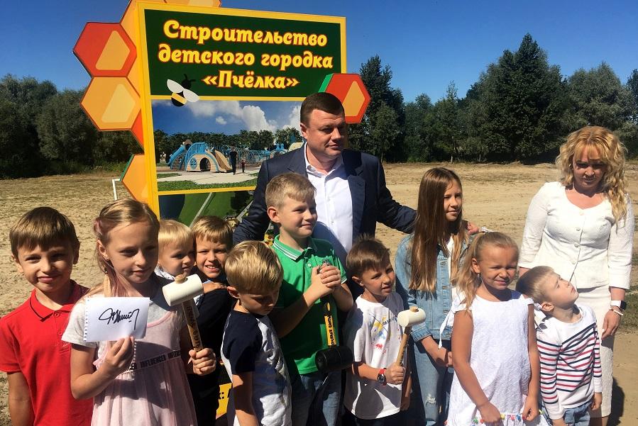 В Тамбове появится новый детский парк