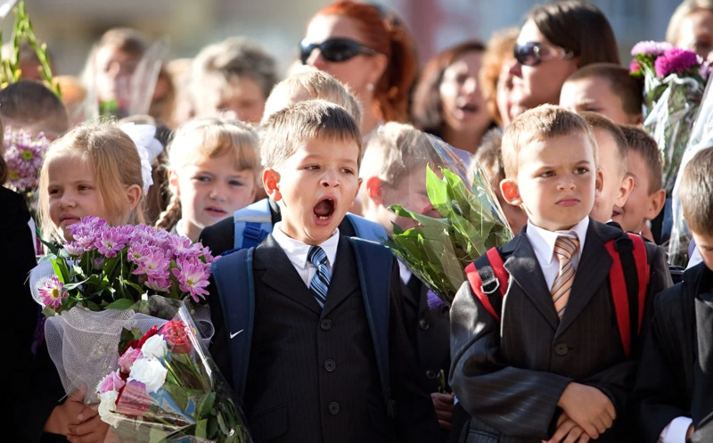 В Тамбовской области 1 сентября линейки на улицах пройдут только для выпускников и первоклассников