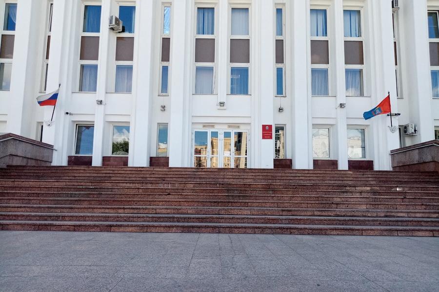 В Тамбовской области внесли новые изменения в режим самоизоляции