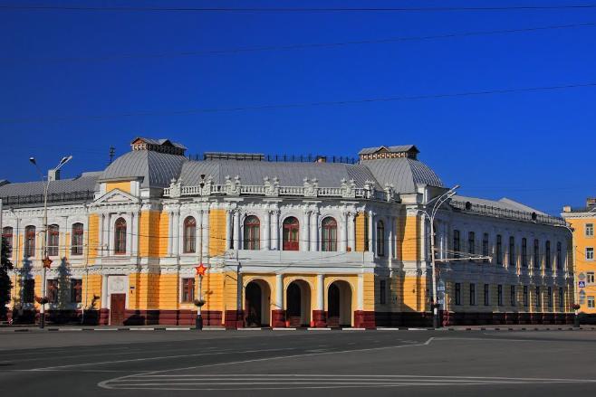 В Тамбовском «Театральном дворе» пройдут «Дни Водевиля»