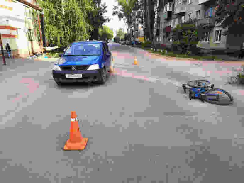 Во время ДТП в Тамбовской области пострадали два школьника