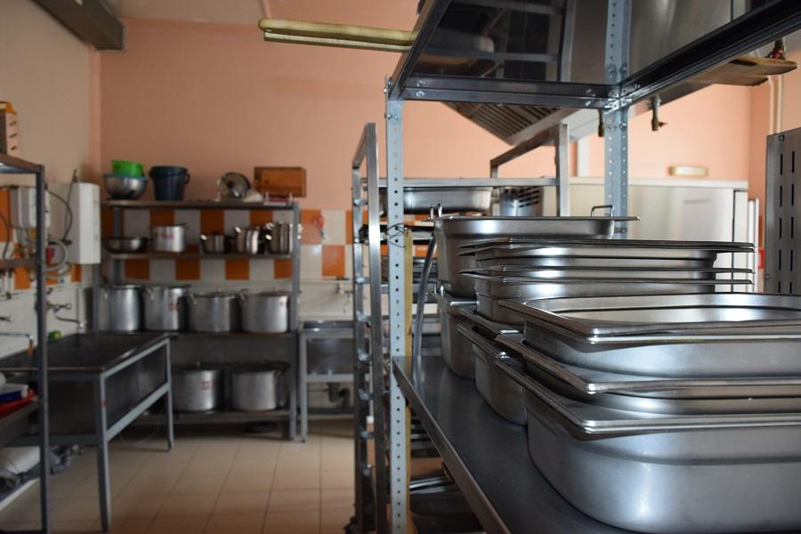 Второй корпус гимназии № 12 получит новое оборудование для пищеблока